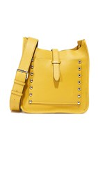 Rebecca Minkoff Small Unlined Feedbag Harvest Gold