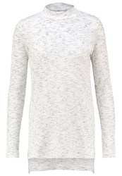 Evenandodd Long Sleeved Top Offwhite Off White