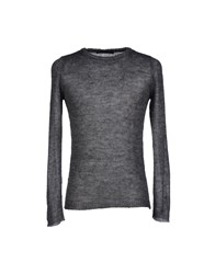 Massimo Rebecchi Knitwear Jumpers Men Grey