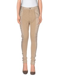 Patrizia Pepe Trousers Casual Trousers Women Sand