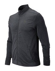 New Balance M4m Seamless Jacket Black