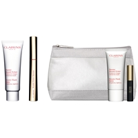 Clarins Beauty Flash Balm 50Ml And Wonder Perfect Mascara 01 Wonder Black With Free Summer Beauty Duo