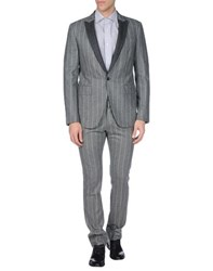 Mauro Grifoni Suits And Jackets Suits Men Grey