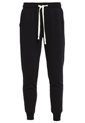 Noisy May Nmchristian Tracksuit Bottoms Black