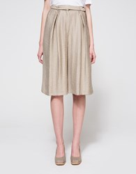Stelen Texture Culottes Taupe