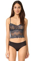 Only Hearts Club So Fine Lace Camisole Midnight