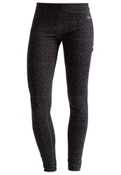 Venice Beach Sahar Tights Tile Black Anthracite