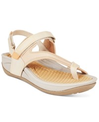 Bare Traps Debby Flat Sandals Women's Shoes Wheat