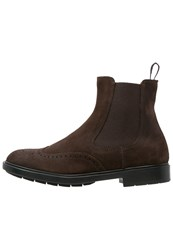 Fratelli Rossetti Boots Cacao Dark Brown