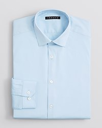 Theory Kenai Dress Shirt Regular Fit Poles