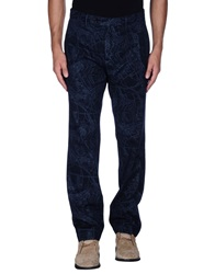 Hackett Casual Pants Dark Blue