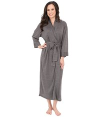 N By Natori Congo Robe Heather Grey Women's Robe Gray