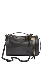 Skagen 'Trisse' Barrel Satchel