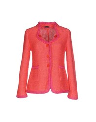 Charlott Suits And Jackets Blazers Women Coral