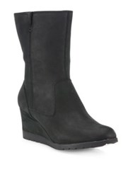 Ugg Joely Wedge Boots Black