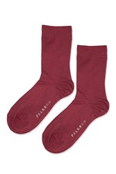 Falke Cotton Touch Socks By Red