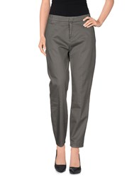 Drykorn Trousers Casual Trousers Women Grey