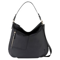 Radley Shilling Large Weekend Hobo Bag Black