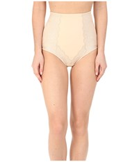Le Mystere Sophia High Waist 135 Almond Women's Underwear Brown