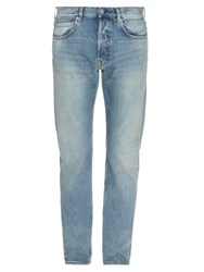 Stone Island Slim Leg Jeans Light Blue