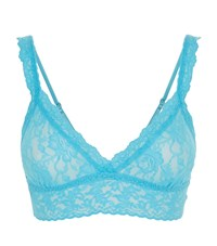 Hanky Panky Lace Crossover Bralet Female