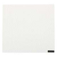 Chilewich Basketweave Square Placemat White