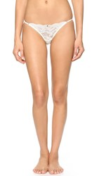Clo Intimo Fortuna Adjustable Bikini Briefs Ivory