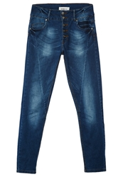 Vero Moda Relaxed Fit Jeans Medium Blue Denim