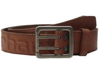 Carhartt Logo Belt Brown Men's Belts