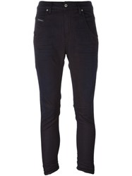 Diesel Skinny Regular Trousers Blue