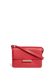 Jason Wu 'Diane' Leather Shoulder Bag Red