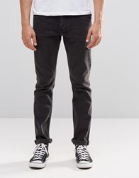 Weekday Friday Skinny Jeans Nas Black Nas Black 09 102