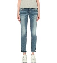 Diesel Belthy Boyfriend Fit Low Rise Jeans 0853L