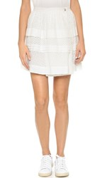 Iro Gaetane Skirt White