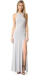 Torn By Ronny Kobo Quinn Dress Heather Grey