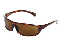 Suncloud Polarized Optics King Tortoise Sport Sunglasses Brown
