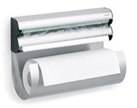 Blomus Obar Paper Towel Foil Plastic Wrap Holder