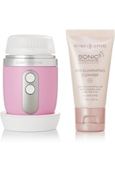 Clarisonic Mia Fit Facial Sonic Cleansing System Pink