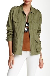 Ganesh Military Jacket Green