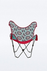 Medallion Butterfly Chair Cover Urban Outfitters