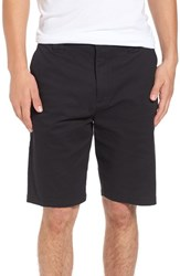 O'neill Men's 'Contact' Stretch Twill Shorts Black