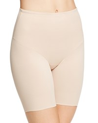 Tc Fine Shapewear Intimates Waistline Gripper Shorts 4096 Cupid Nude