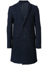 Attachment Classic Coat Blue