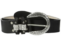 Leather Rock 1239 Black Women's Belts