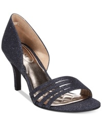 Alfani Giorjah Evening Pumps Women's Shoes Ink
