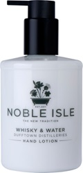 Noble Isle Whiskey And Water Hand Lotion Colorless
