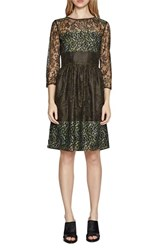 French Connection Women's 'Molly' Lace Fit And Flare Dress
