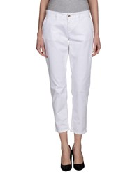 Ean 13 Trousers Casual Trousers Women White