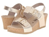 Mephisto Lissandra Platinum Venise Women's Wedge Shoes Beige