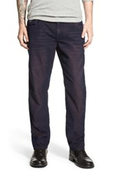 True Religion 'Geno' Skinny Corduroy Pants Brown